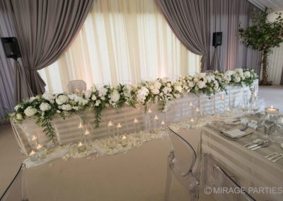 top table ideas