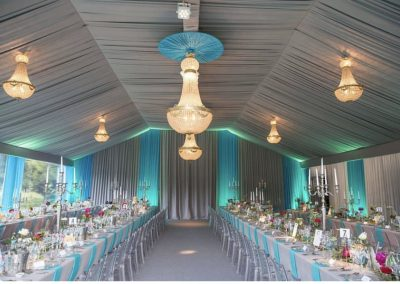 marquee custom linings